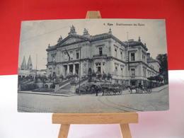 Belgique > Liège > Spa > Établissement  Des Bains - Circulé 1928 - Spa