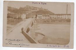 PONTE A SIGNA - CARTE PHOTO - Italie