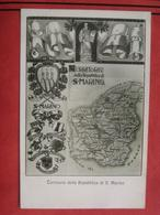 San Marino - Territorio Della Repubblica Di S. Marino - San Marino