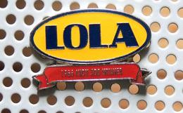 Pin's Championnat Sport Automobile LOLA 500 Miles INDIANAPOLIS 1966 - Pin's