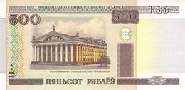 500 Rubel Belaruss 2000 - Belarus