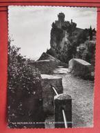 San Marino - La Secondo Torre - San Marino