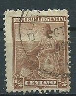 Timbre Argentine 1899-1903 Yvt - Gebruikt