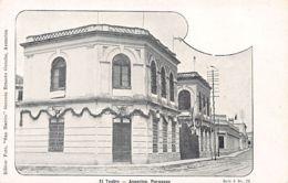 Paraguay - ASUNCION - El Teatro - Ed. Foto San Martin Serie A No. 26. - Paraguay