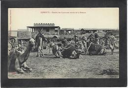 CPA Djibouti Afrique Noire Non Circulé Type Ethnic - Djibouti