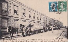 BORDEAUX (33) - Entreprise Kressmann Rue De La FaIencerie - Kressmann - 1925 - Bordeaux