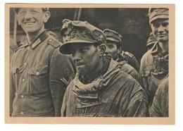 Prisonniers Allemands - Colmar, Février 1945 (Gal De Lattre) - Weltkrieg 1939-45