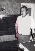 87- SAINT GERMAIN LES BELLES- GERARD CHEVALIER RESTAURANT - RESTAURATEUR    - RARE PHOTO ORIGINALE - Persone Identificate