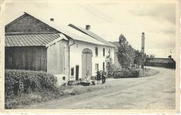 MANDERFELD : Pension SCHOLZEN - Lanzerath 8 - RARE VARIANTE - Cachet De La Poste 1957 - Bullange - Buellingen