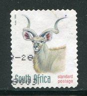 AFRIQUE DU SUD- Y&T N°1033a)- Oblitéré (koudous) - Oblitérés