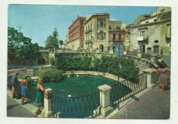 SIRACUSA - FONTANA ARETUSA CON I PAPIRI - VIAGGIATA FG - Siracusa