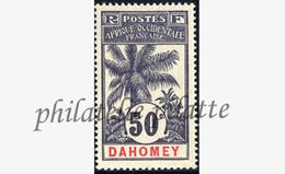 -Dahomey  28** - Unused Stamps