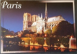 Ak Frankreich - Paris - Kirche , Church , Kathedrale - Notre Dame - Kirchen U. Kathedralen