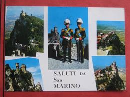 "San Marino - Mehrbildkarte ""Saluti Da San Marino"" - San Marino"