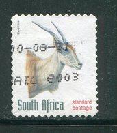 AFRIQUE DU SUD- Y&T N°1032b)- Oblitéré (Elans) - Oblitérés