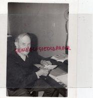 87- CHATEAUPONSAC- EDGAR DOUMEN LE ROIS DES CHEVAUX DE COURSE- HIPPISME COURSESHIPPIQUES  - RARE PHOTO ORIGINALE - Persone Identificate