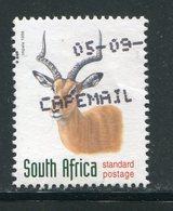 AFRIQUE DU SUD- Y&T N°1002- Oblitéré (Impalas) - Oblitérés