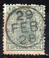 Fiscal Ticon Matasello Bonito 29 Febrero 1928 - Revenue Stamps