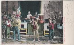 Cartolina - Postcard / Non Viaggiata - Unsent /  Costumi Napolatani - Mangia Maccheroni. - Europe