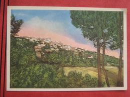 San Marino - Panorama Della Citta - San Marino