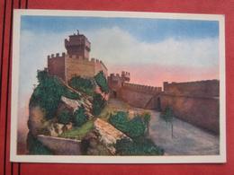 San Marino - La II Torre - San Marino