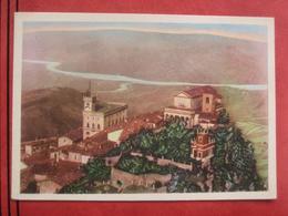San Marino - Palazzo Dal Governo E Basilica - San Marino