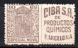 Fiscal Nº 94 Con Publicidad Ciba . - Fiscales
