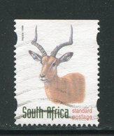 AFRIQUE DU SUD- Y&T N°1002a)- Oblitéré (Impalas) - Oblitérés