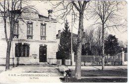 33. Capeyron Merignac. La Poste. Coin  Haut Droit Abimé - Frankrijk