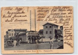 Suriname - PARAMARIBO - De IJsfabriek Sträter Esser En Co. - SEE CONDITION - Uitg. Bromet. - Surinam