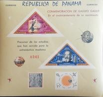 Panama 1965 Galileo,400th. Anniv .S/S IMPERF. - Panama