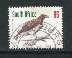AFRIQUE DU SUD- Y&T N°1019- Oblitéré (aigles) - Oblitérés