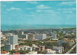 Lourenco Marques - Vista Parcial Da Cidade (Centro) - Partial View Of The City - (Mozambique) - Mozambique