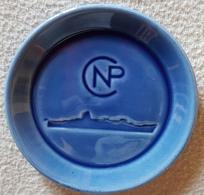 VIDE POCHE-CENDRIER Publicitaire - Compagnie De Navigation PAQUET CNP à Marseille - Paquebot - Autres