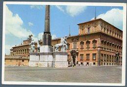 °°° Cartolina N. 110 Il Palazzo Del Quirinale  Nuova °°° - Roma (Rome)