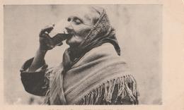 Cartolina - Postcard / Non Viaggiata - Unsent /  Costumi Napoletani -  Donna Anziana. - Europe