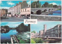 Fermoy: MORRIS OXFORD '48, BEDFORD CALV, FORD TRANSIT MK1 BOX VAN, PETROL SERVICE STATION - Ireland - Passenger Cars