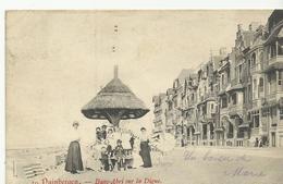 Duinbergen Banc-Abri Sur La Digue   (1595) - Knokke