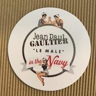 CC Carte Parfumée 'JPG' GAULTIER IN THE NAVY Perfume Card - Perfume Cards