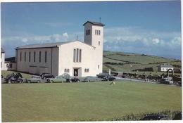 Donegal: MORRIS MINOR, CONV., HILLMAN HUSKY, VW 1200 KÄFER/COX, FORD ZEPHYR MK2,ANGLIA,100E - Franciscan Friary- Ireland - Voitures De Tourisme