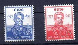 Serie Nº 132/3  Irlanda - 1949-... República Irlandése
