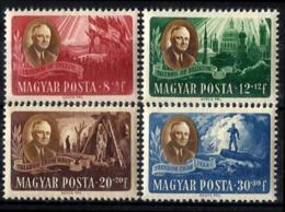 Hungría Nº 879/82 En Nuevo - Hungría