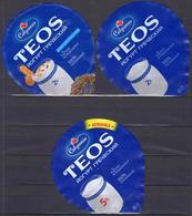 Belarus 2019  3 Greek Yogurt Teos - Kaas