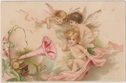 Angels Hear Flowers Gramophone. - Angeles