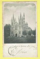 * Melsele (Beveren Waas - Gaverland) * (Frans Hilligeer) Kapel Van Gaverland, Chapelle, église, Rare, Old, CPA - Beveren-Waas