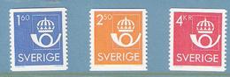 Sweden 1985  Post Emblem Mi  1316-1318 MNH(**) - Sweden
