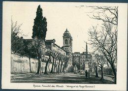 °°° Cartolina N. 119 Roma Trinità Dei Monti Viaggiata °°° - Roma (Rome)