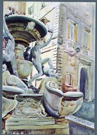 °°° Cartolina N. 120 Roma Biglietto D'ingresso Esposizione Mondiale Di Filatelia Nuova °°° - Roma (Rome)