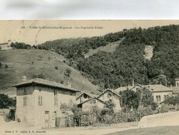 GRISIVAUDAN-BRIGNOUD(PAPETERIE FREDET) - Otros Municipios