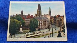 Breslau Königsplatz Poland - Polonia